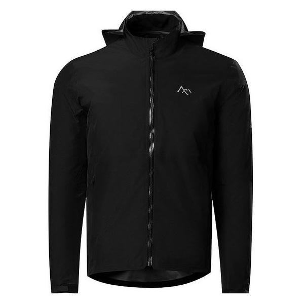 セブンメッシュ 7mesh Mens Revelation Jacket Black [サイクルウェア][ジャケット][GORE-TEX][ゴアテックス][メンズ][7m1650][7/6 13:59まで ポイント5倍]