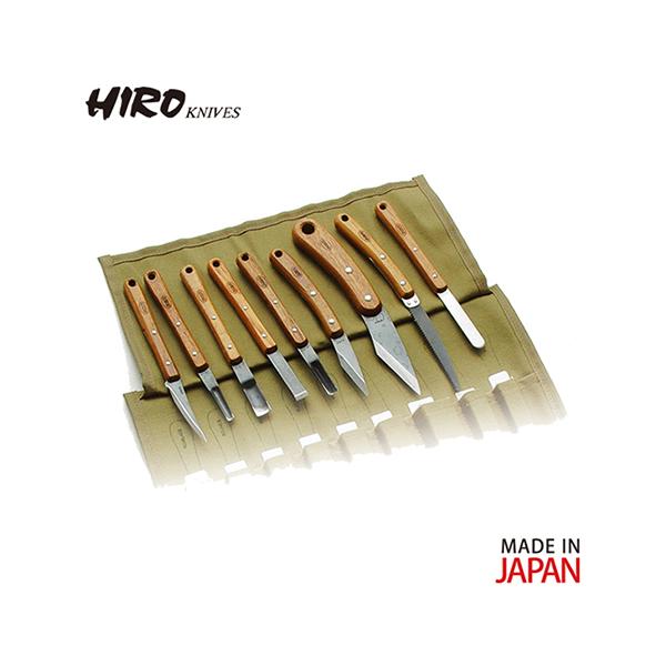 A&F HIRO ウッドカービングナイフ [7150001000000]