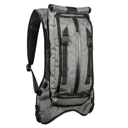エーカー ACRE The Hauser 14L Grey [ハウザー14L][バッグパック][自転車用バッグ][11/16 9:59まで ポイント5倍]