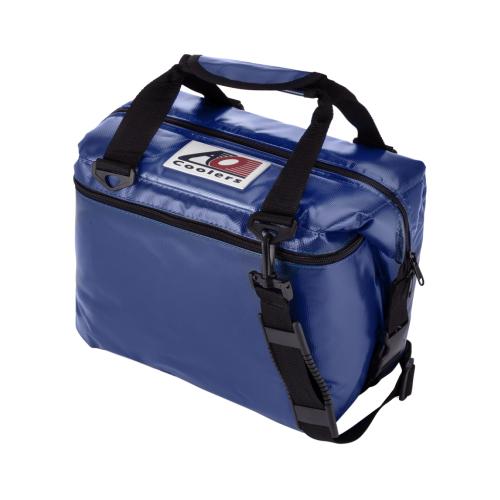 AO Coolers 12パック ソフトクーラー ブルー [クーラーバッグ][7/13 13:59までポイント10倍]