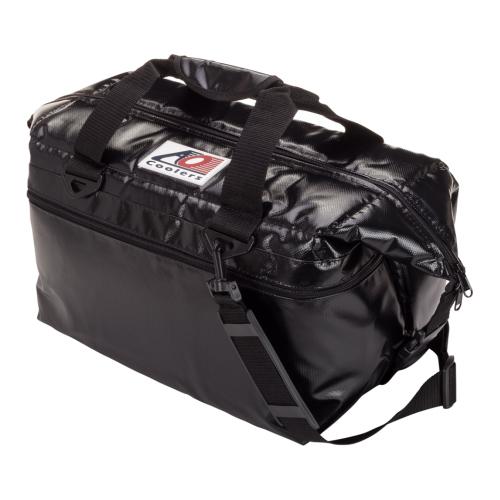 AO Coolers 24パック ソフトクーラー ブラック [クーラーバッグ][7/13 13:59までポイント10倍]
