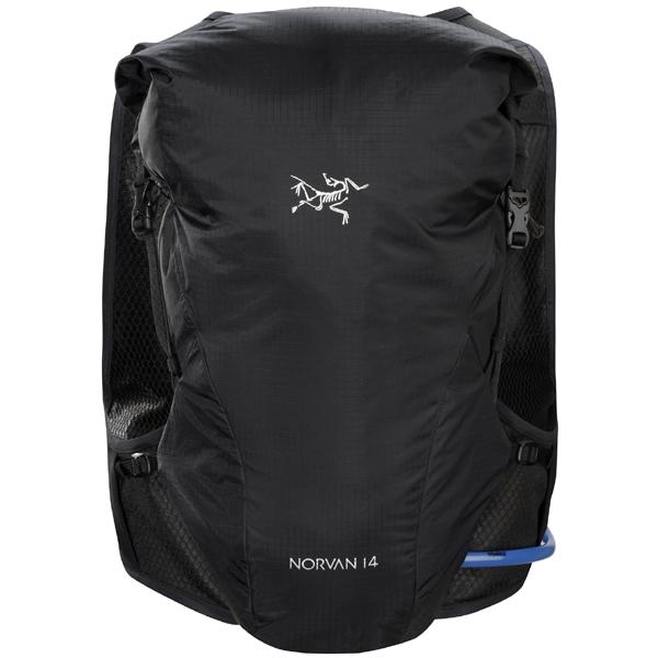 【あす楽対応 平日13:00まで】 アークテリクス ARC'TERYX Norvan 14 Hydration Vest Black[4/4 9:59まで ポイント5倍]