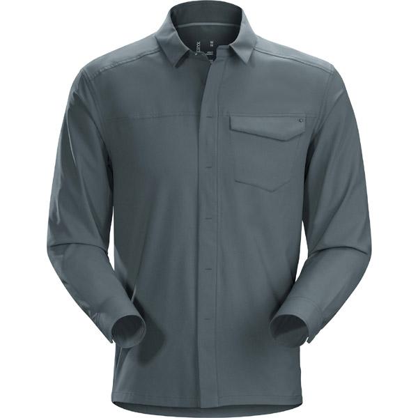 アークテリクス ARC'TERYX Skyline LS Shirt Mens Neptune [メンズ][ソリウスショーツ][ボトムス][2019年新作]