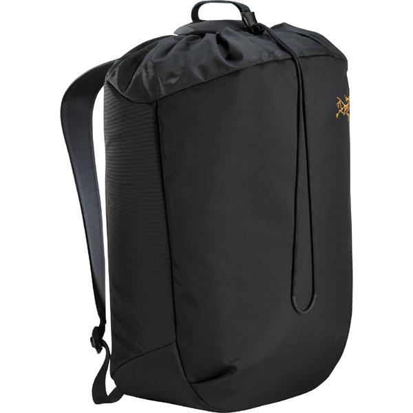 アークテリクス ARC'TERYX Arro 20 Bucket Bag Black [2019年新作]