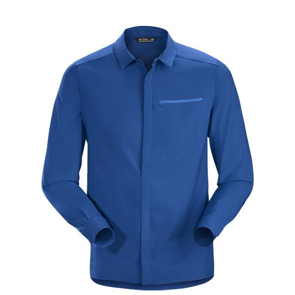 アークテリクス ARC'TERYX Skyline LS Shirt Mens Cobalt Sun [L07369200]