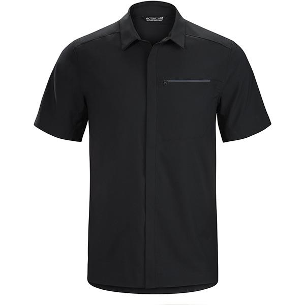 アークテリクス ARC'TERYX Skyline SS Shirt Mens Black [L07369000]