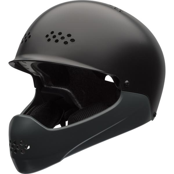 ベル BELL RAMBLE マットブラック/チタニウム UC (52-56cm)サイズ [ヘルメット][キッズ][4/19 9:59まで ポイント10倍]