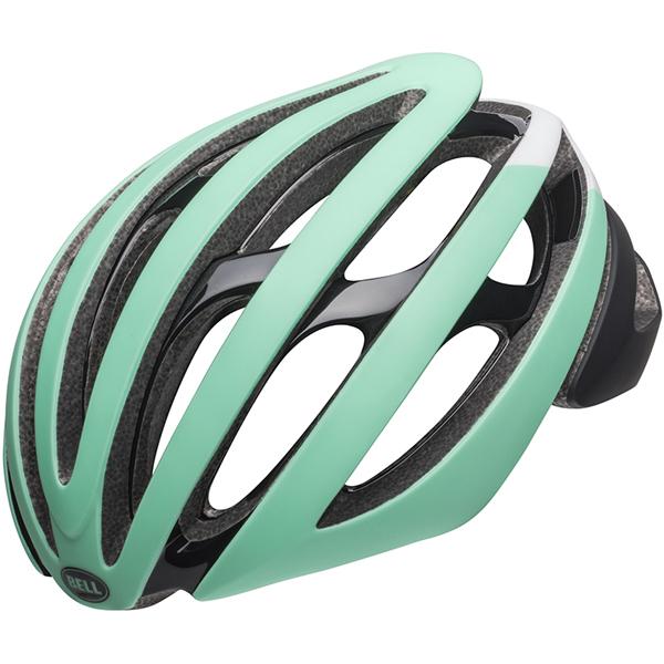 ベル BELL Z20 ミップス ブラック/ホワイト/ミント [ヘルメット][自転車][4/4 9:59まで ポイント10倍]