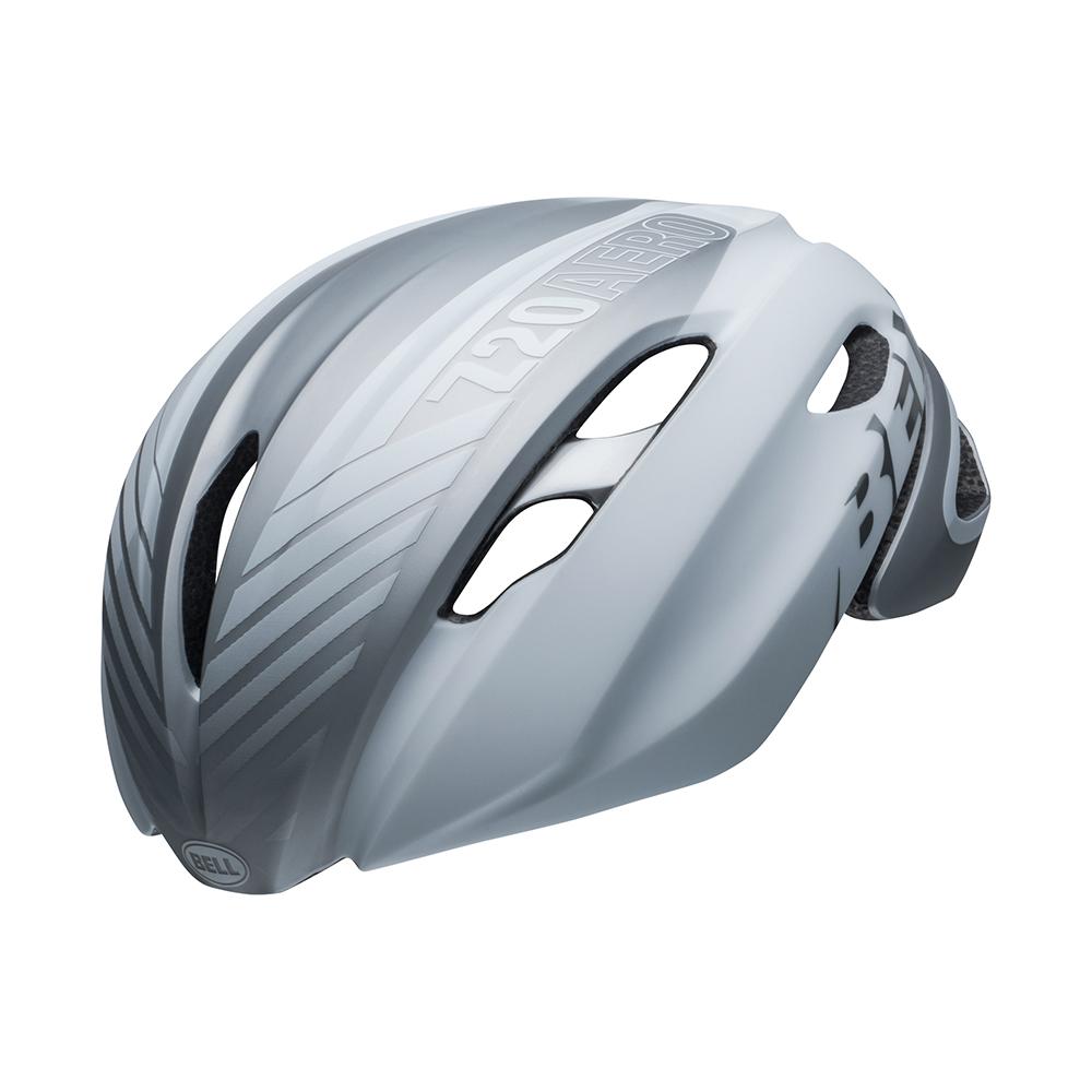 ベル BELL Z20 エアロ ミップス ホワイト/シルバー [ヘルメット][自転車]