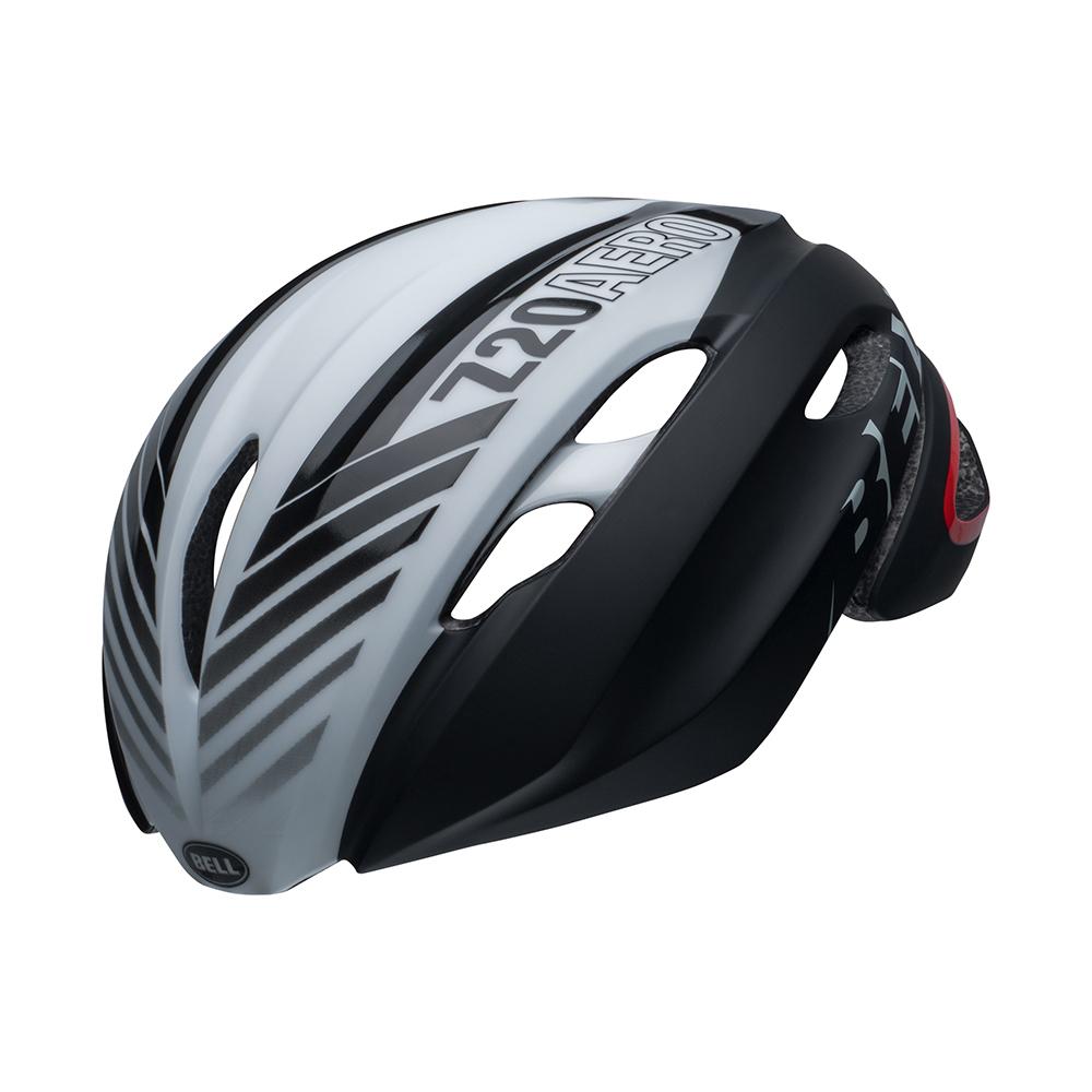ベル BELL Z20 エアロ ミップス ブラック/ホワイト/クリムゾン [ヘルメット][自転車]