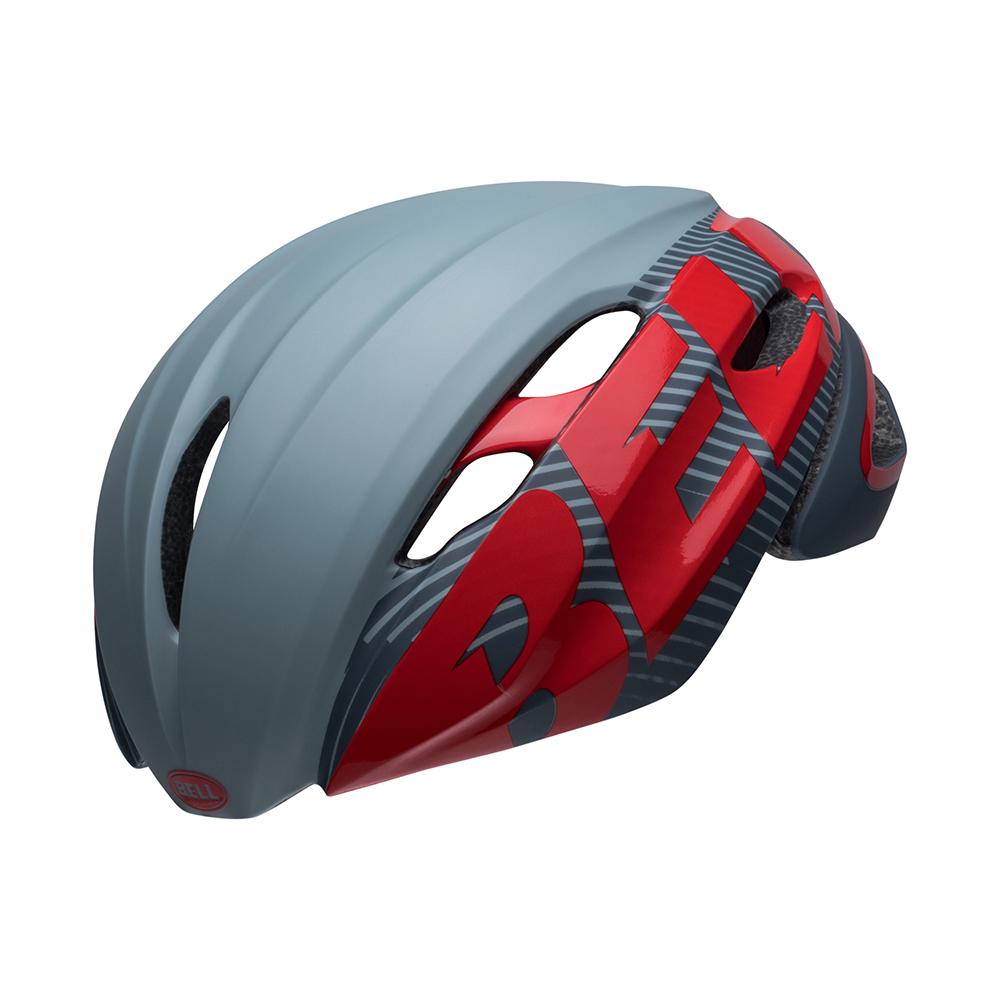 ベル BELL Z20 エアロ ミップス グレー/クリムゾン [ヘルメット][自転車]