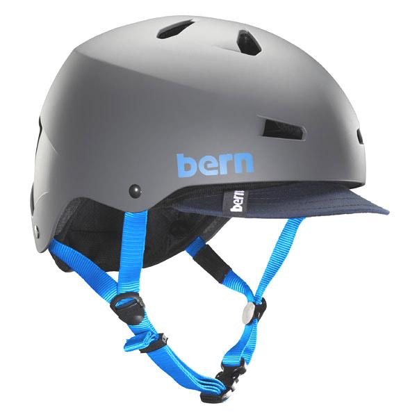 バーン Bern MACON VISOR MT GREY [メーコン][バイザー][グレイ][サイクリング][ヘルメット]