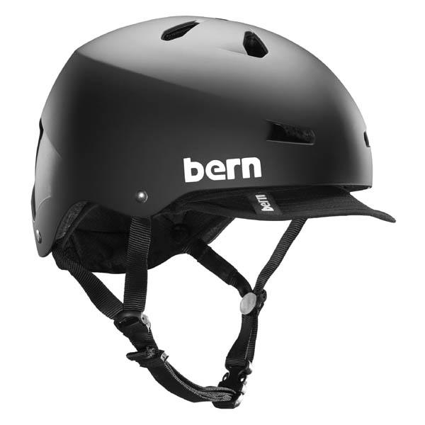 バーン Bern MACON VISOR MT BLK [メーコン][バイザー][ブラック][サイクリング][ヘルメット][4/19 9:59まで ポイント10倍]