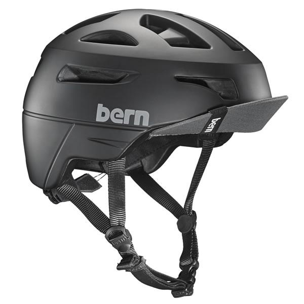 バーン Bern UNION Matte Black [ヘルメット][ユニオン][自転車][バイク][スポーツ][メンズ][7/2 13:59まで ポイント10倍]