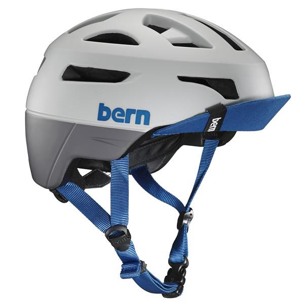 バーン Bern UNION Matte Grey [ヘルメット][ユニオン][自転車][バイク][スポーツ][メンズ][7/2 13:59まで ポイント10倍]