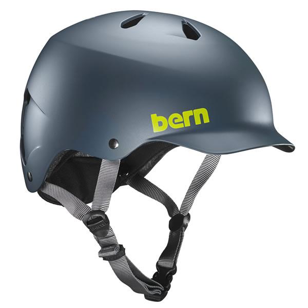 バーン Bern WATTS Matte Muted Teal [ヘルメット][ワッツ][自転車][バイク][スポーツ][メンズ]