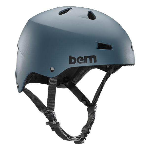 バーン Bern MACON Matte Muted Teal [ヘルメット][メーコン][自転車][バイク][スポーツ][メンズ][8/6 13:59まで ポイント10倍]