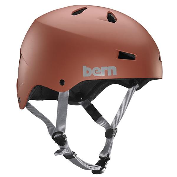 バーン Bern MACON Matte Oxblood [ヘルメット][メーコン][自転車][バイク][スポーツ][メンズ][8/6 13:59まで ポイント10倍]