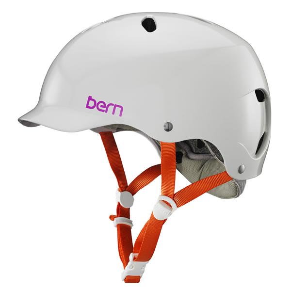 バーン Bern LENOX Satin Ivory [ヘルメット][レディース][女性用][レノックス][自転車][バイク][スポーツ][8/16 13:59まで ポイント10倍]