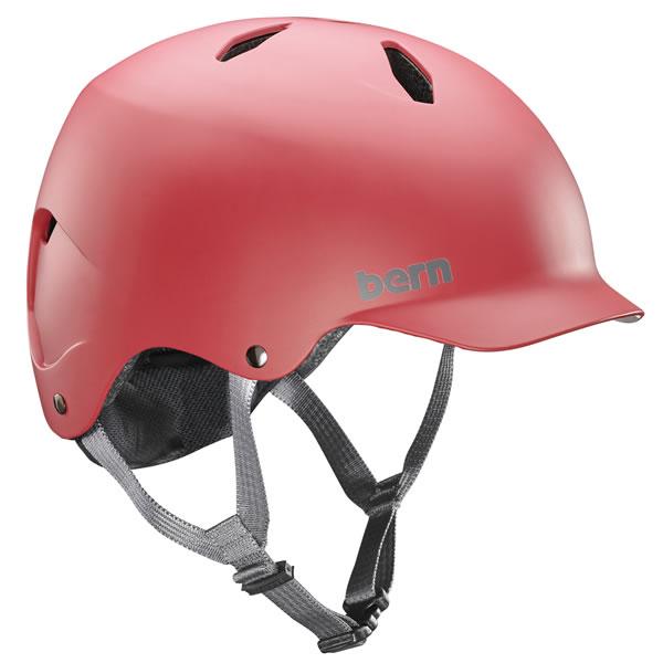 バーン Bern BANDITO Matte Red [ヘルメット][子供用][キッズ][ジュニア][バンディート][自転車][バイク][スポーツ][11/19 9:59まで ポイント10倍]