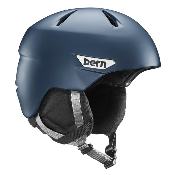 バーン Bern [Winter Model] WESTON Matte Muted Teal [ヘルメット][自転車][メンズ][8/6 13:59まで ポイント10倍]