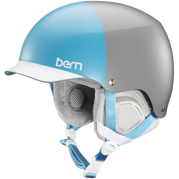 人気の春夏 バーン Model] Bern [Winter Model] バーン MUSE Satin Grey Hatstyle Hatstyle [ヘルメット][自転車][レディース][女性用], ベビー子供服のクリップ:45eb0034 --- konecti.dominiotemporario.com