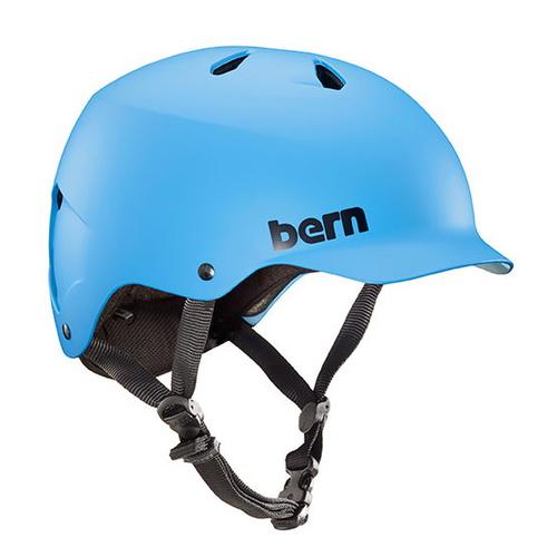 バーン Bern WATTS Matte Cyan Blue [BE-BM25BMCYB-02]
