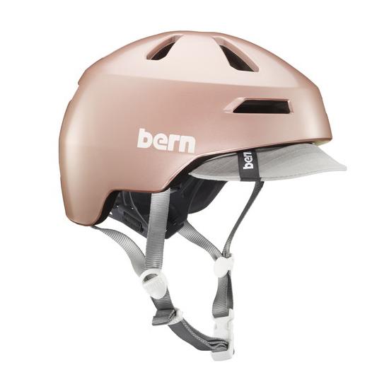 バーン Bern BRENTWOOD2.0 Satin Rose Gold [ブレントウッド2.0][BE-BM15Z19SRGV]
