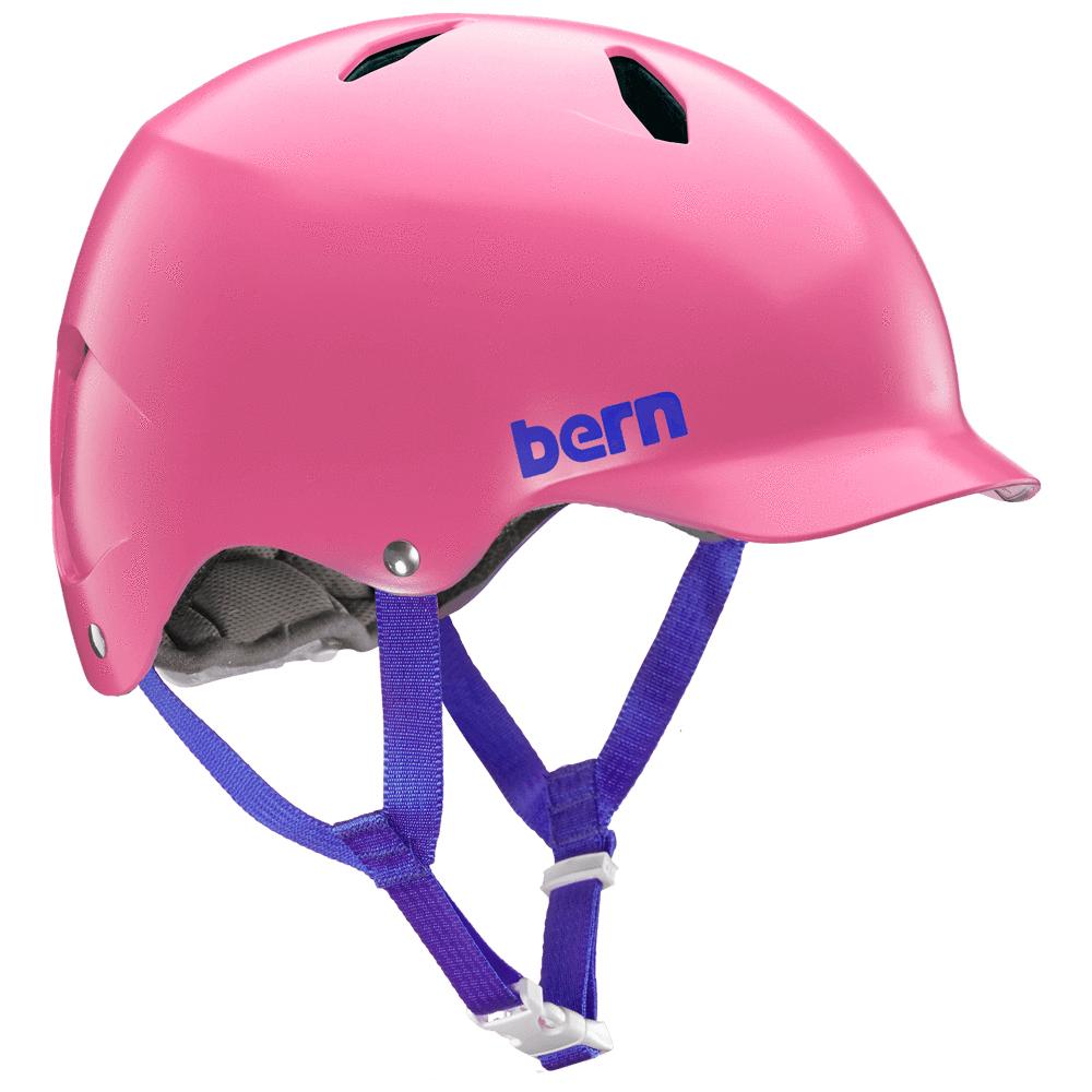バーン Bern BANDITO Satin Pink [BE-BB03ESPNK][2019年新作]