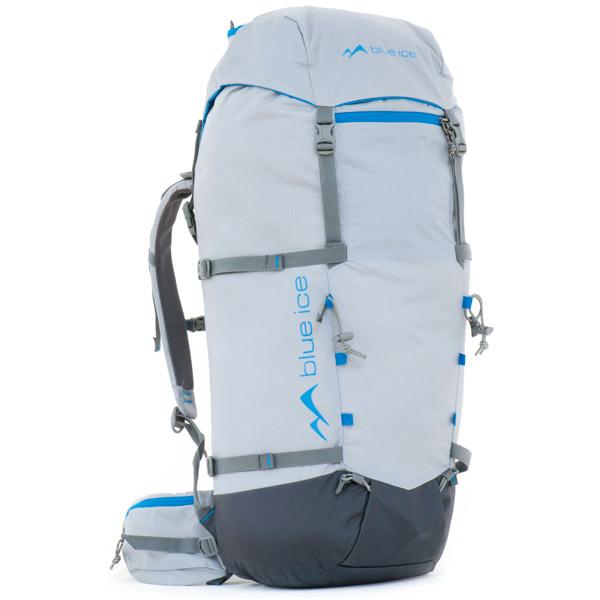 ブルーアイス blue ice イエティ 50L グレー [バックパック][アルパイン][登山][クライミング][BK18][8/10 13:59まで ポイント10倍]