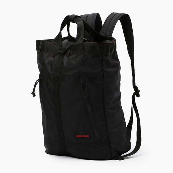 ブリーフィング BRIEFING Gear Pack SP Black [BRA193P52010001]