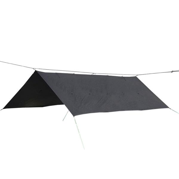 ブッシュクラフト Bush Craft ORIGAMI TARP 4.5×3 レッドステッチ 400×290cm [02-06-tent-0014]