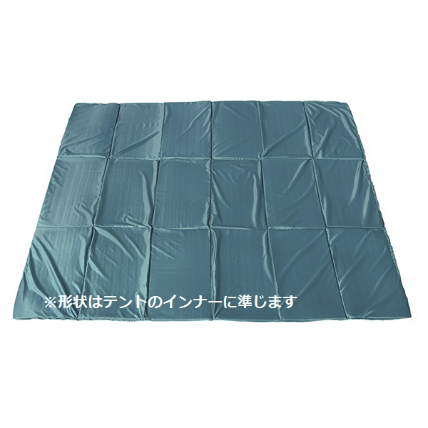 キャンパルジャパン CAMPAL JAPAN グランドマット 3030 [マット][テント][11/9 9:59まで ポイント3倍]