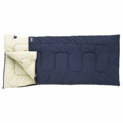 キャンパルジャパン CAMPAL JAPAN フィールドドリームDX-III プルシアンブルー [シェラフ][寝袋][スリーピングバッグ][Field Dream]