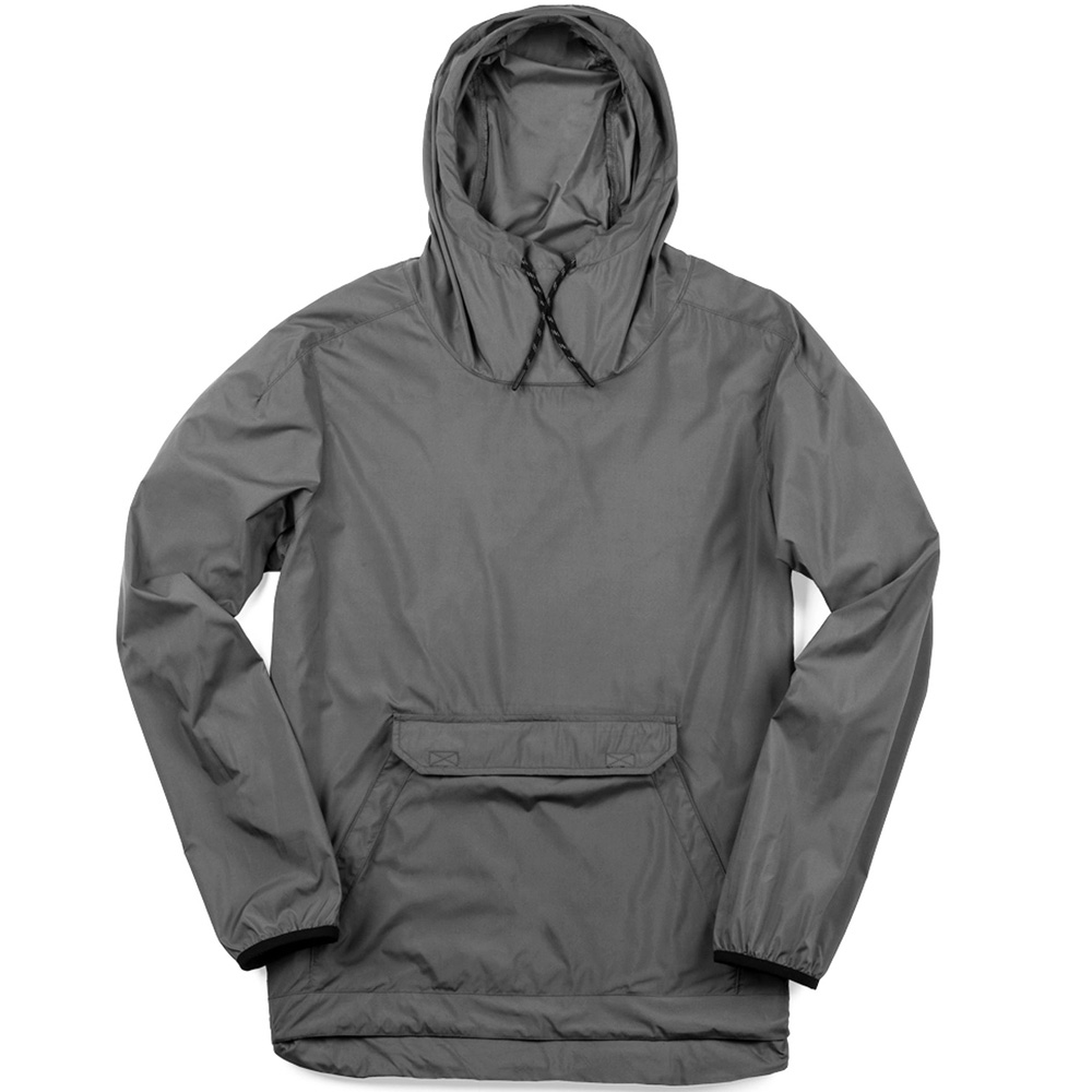 一流の品質 クローム CHROME Grey BUCKMAN BUCKMAN PACKABLE CHROME ANORAK Gargoyle Grey, セイナイジムラ:a8ab4238 --- milklab.com