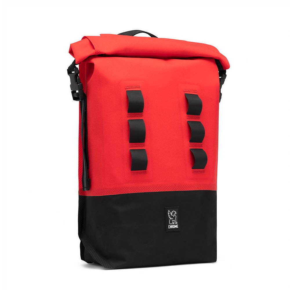 クローム CHROME URBAN EX ROLLTOP 18L Red/Black [BG217RDBK]