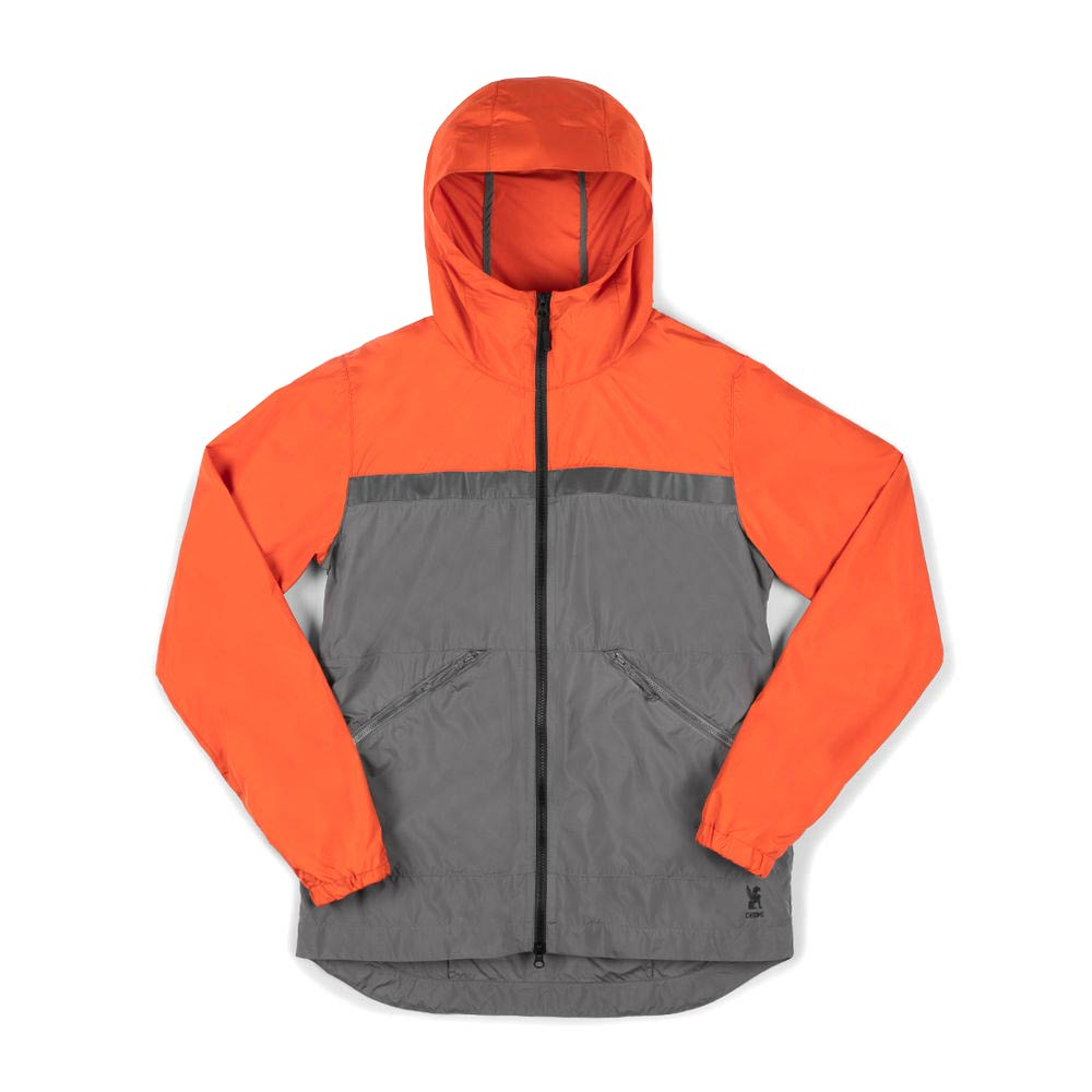 【日本限定モデル】 クローム CHROME KENTON PACKABLE CHROME PACKABLE WINDSHELL Mecca Orange KENTON/Castle Rock [AP414MOCR][2019年新作], 海からのおくりもの:7a081e9c --- milklab.com