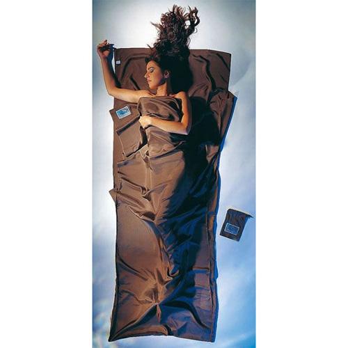 コクーン Cocoon ST40 トラベルシーツ シルク マディーエレファント [スリーピングバッグ用ライナー][寝袋シーツ][アウトドア用寝具][キャンプ用品][旅行グッズ][7/2 13:59まで ポイント10倍]