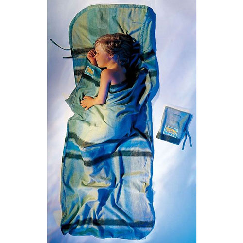 Cocoon FK23 Kid Sack Cotton Flannel African Rainbow Childrens Sleeping Bag Sheets