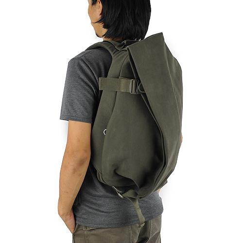 a1b3b029a6bf67 Cote &Ciel Korte shell Laptop Rucksack Cargo Canvas OLIVE 15 size  [backpack] ...