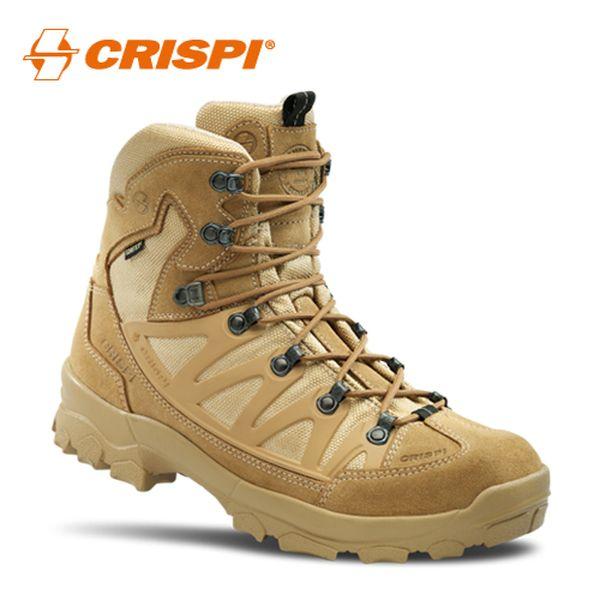 クリスピー CRISPI CRISPI STEALTH PLUS GTX ブーツ COYOTE [ミリタリーブーツ][メンズ][サバゲー]