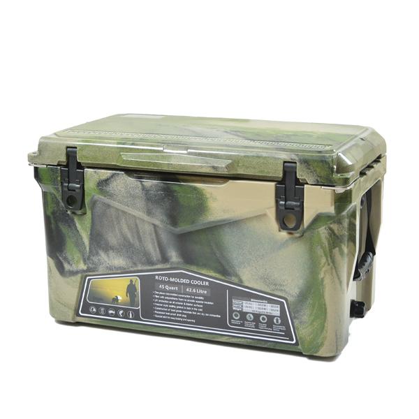 【あす楽対応 平日13:00まで】 キュリアストレーディング Curiace Trading 45QT クーラーボックス Army Camo [2019年新作][4/4 9:59まで ポイント2倍]