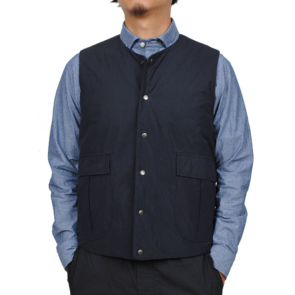 デリシャス DELICIOUS Travel Vest 2WAY Black [DB1931][2019年新作]