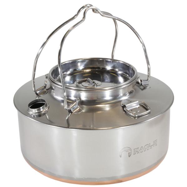 【あす楽対応 平日13:00まで】 イーグルプロダクツ EAGLE Products campfire kettle 1.5L [キャンプファイアーケトル][1.5リットル][やかん][ウォーターケトル][焚き火][ノルウェー]