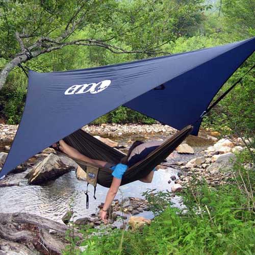 イノー eno Fast Fly Rain Tarp [ファストフライレインタープ][タープ][雨除け][3カラー][8/3 13:59まで ポイント10倍]