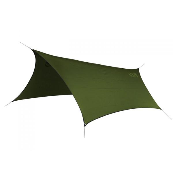 イノー eno ProFly Sil Nylon Rain Tarp Lichen [プロフライシルナイロンレインタープ][ライケン][タープ][ハンモックアクセサリー][雨よけ][日除け][11/16 9:59まで ポイント10倍]