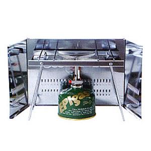燃料効率をアップさせるシングルバーナー用風防 20%OFF vic2セール ラッピング無料 推奨 EPIガス ウインドスクリーン EPIgas A-6502 風防