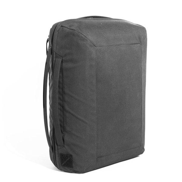 エバーグッズ EVERGOODS Civic Transit Bag 40L Black