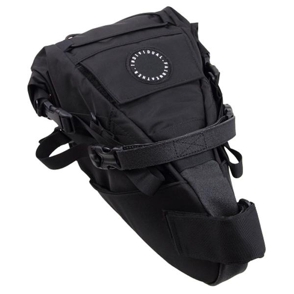 フェアウェザー FAIRWEATHER SEAT BAG black [シートバッグ][ブラック][サドルバッグ][フレームバッグ][自転車用バッグ]