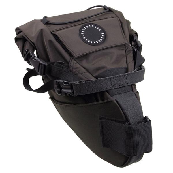 フェアウェザー FAIRWEATHER SEAT BAG シートバッグ brown ブラウン [サドルバッグ][フレームバッグ][自転車用バッグ][バイクバッグ]